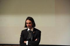 بازدید پروفسور سدریک ویلانی، برنده جایزه فیلدز سال 2010، از دانشکده علوم ریاضی