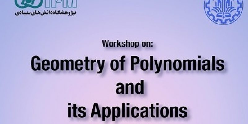 A tutorial workshop on the geometry of polynomials
